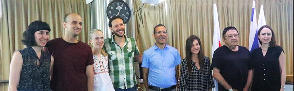 חמישה תלמידי מחקר מצטיינים זכו במלגות ידיעות חיפה לשנת 2017